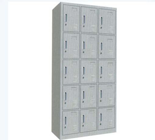 SX-G11型 十五门更衣柜